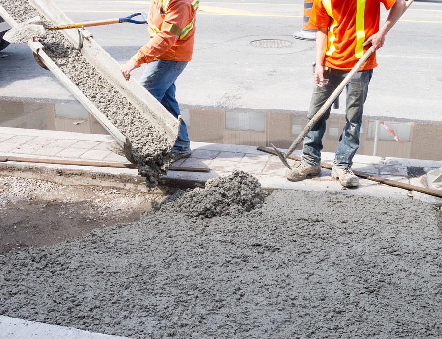 Concrete Foundation Work : Concrete doug gott sons